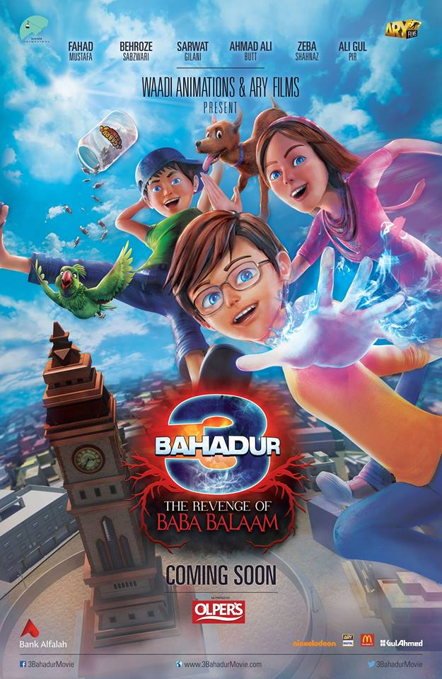 3 Bahadur Part 2
