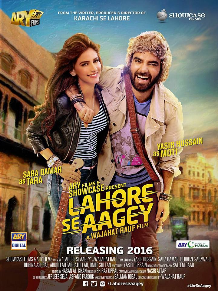 Lahore Se Aagey Poster