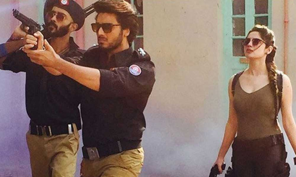 foto de Ahsan Khan & Neelam Munir Pair Up for Chupan Chupai Movie