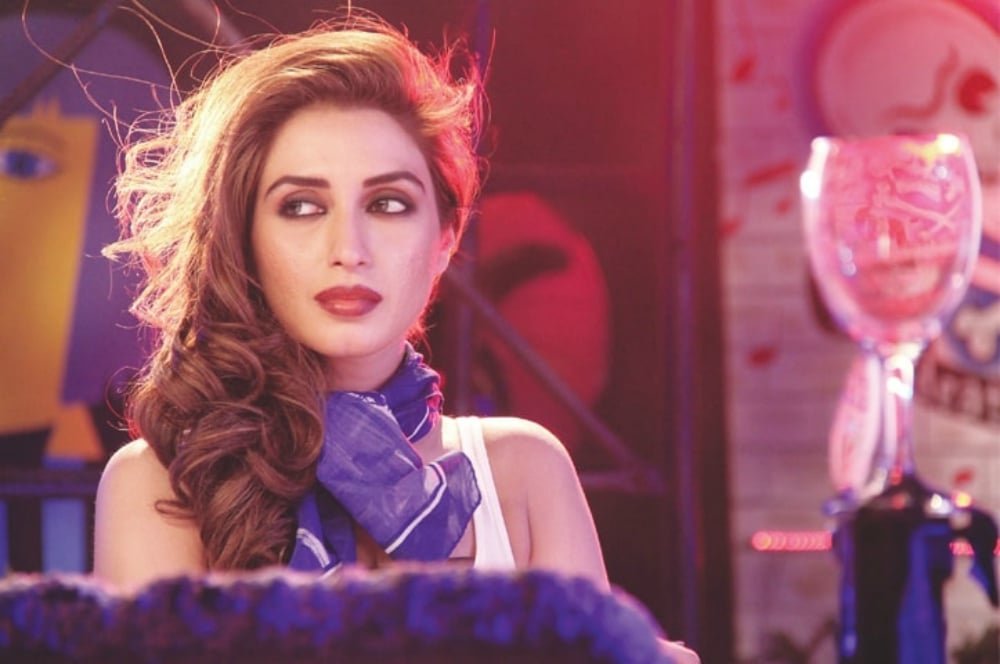 Shehzad Roy Romances Iman Ali In Latest Song Jind Jaan