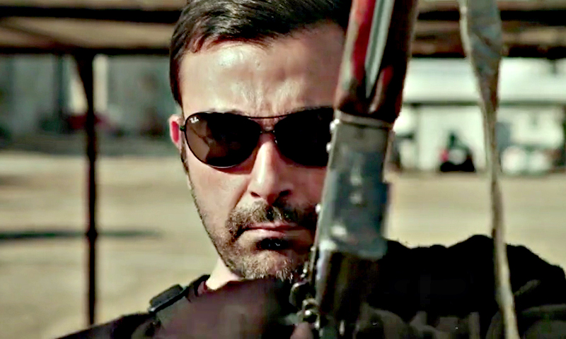 wHe as offered a role of the villain in the 2008 Bollywood blockbuster Ghajini.