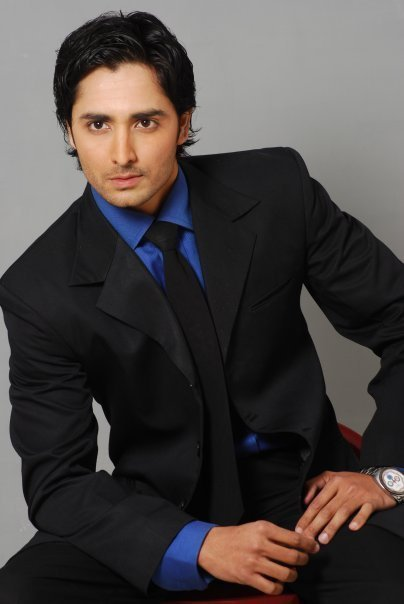Danish Taimoor Early Modelling Pictures