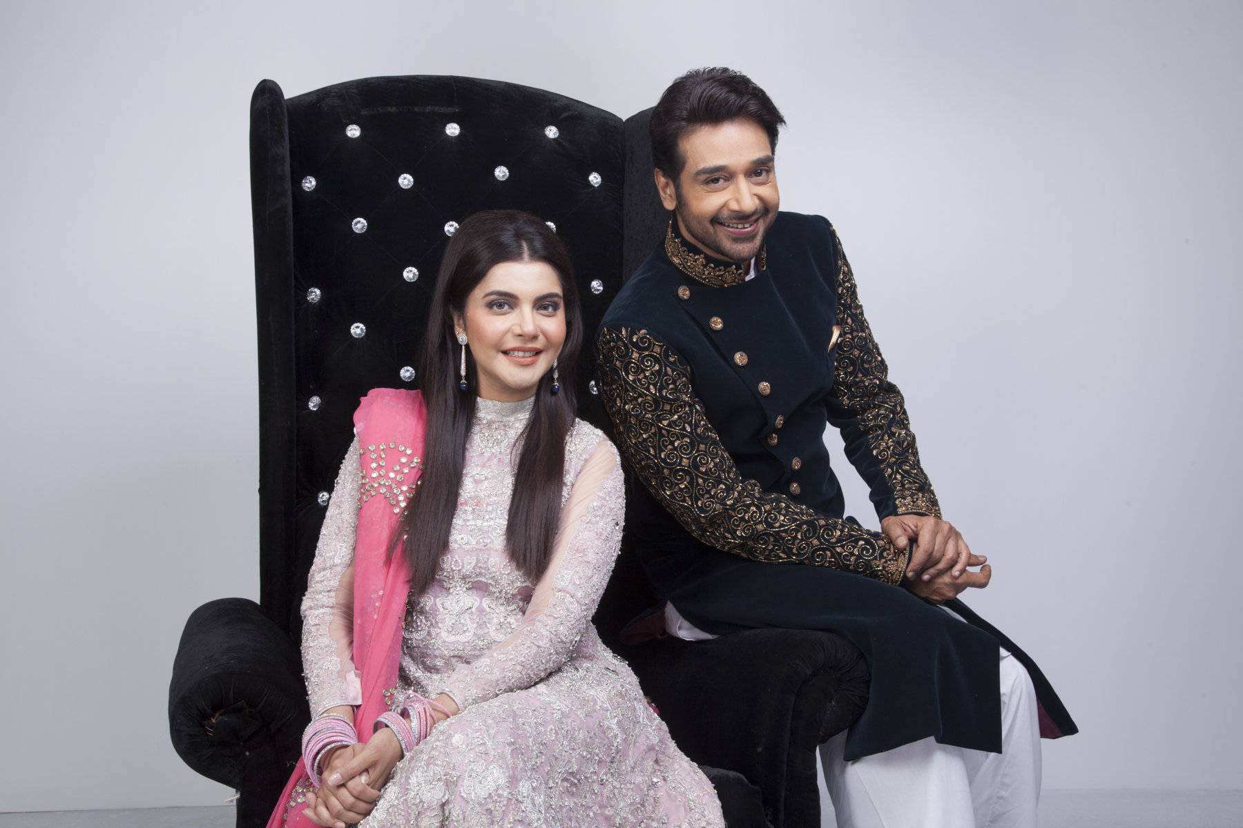 This Is Going To Be A Big Fat Desi Wedding Of Renowned Celebrity Couple That Will Celebrated On Live Television The Week Start With Their Rishta