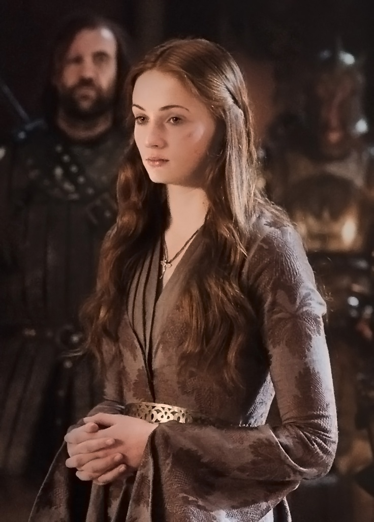 Sophie Turner season 2