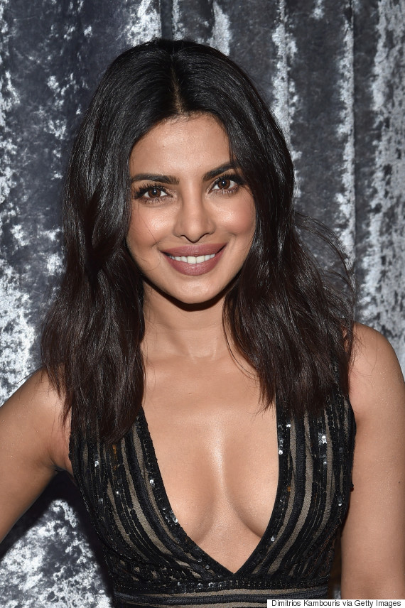 WASHINGTON, DC - APRIL 30: Actress Priyanka Chopra attends the Yahoo News/ABC News White House Correspondents' Dinner Pre-Party at Washington Hilton on April 30, 2016 in Washington, DC.