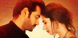"Poster for the movie ""Bin Roye"""