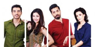 "Poster for the movie ""Ho Mann Jahaan"""