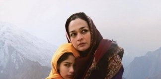 "Poster for the movie ""Dukhtar"""