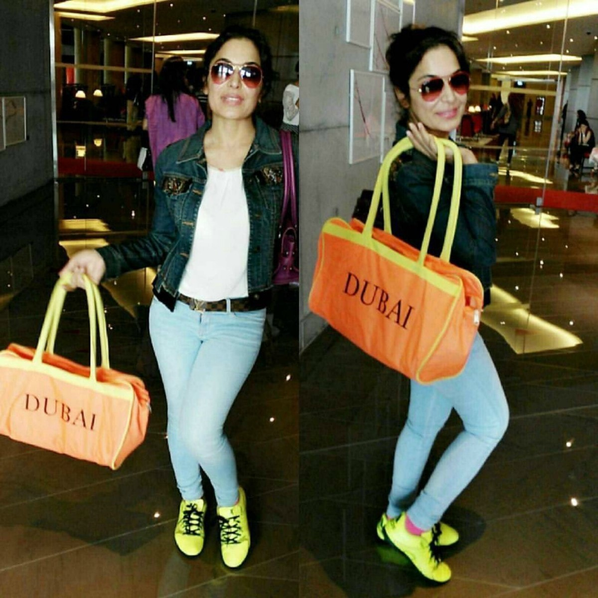 Meera Shopping in Dubai