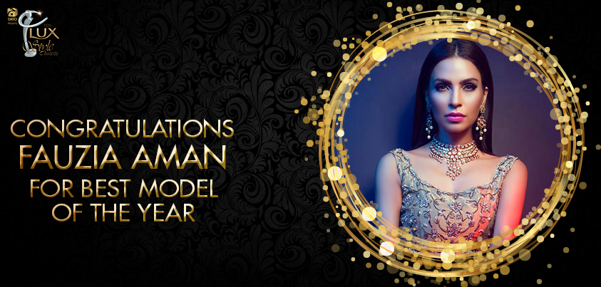 Lux Style Awards - Best Model Female