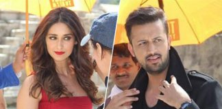 Atif Aslam and Ileana D'cruz