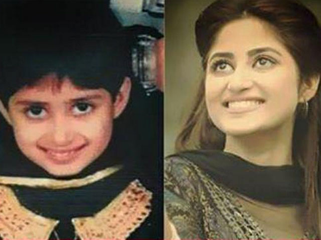 22 Adorable Childhood Pictures Of Pakistani Celebrities ...