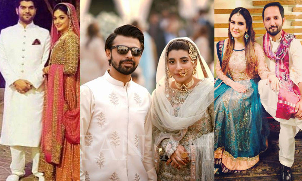 11 Pakistani Celebrity Weddings That Happened In 2016