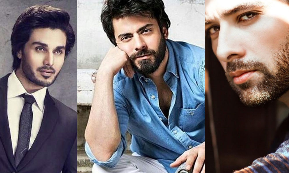 12 Pakistani Actors Who Look Hotter Than Hell In Beards Veryfilmi