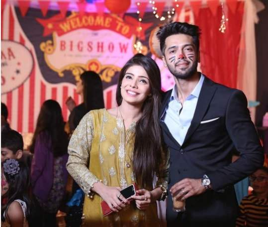 Grand-Birthday-Party-of-Actor-Fahad-Mustafa's-Son-Moosa-Fahad-9