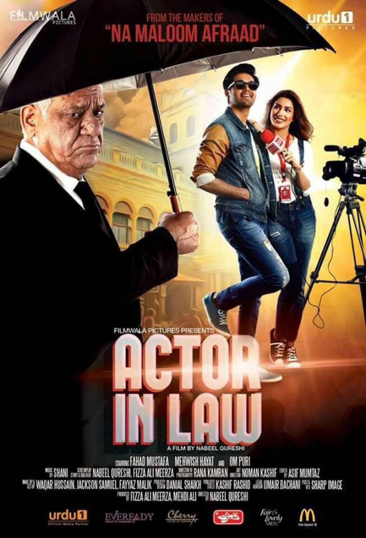 actor in law poster