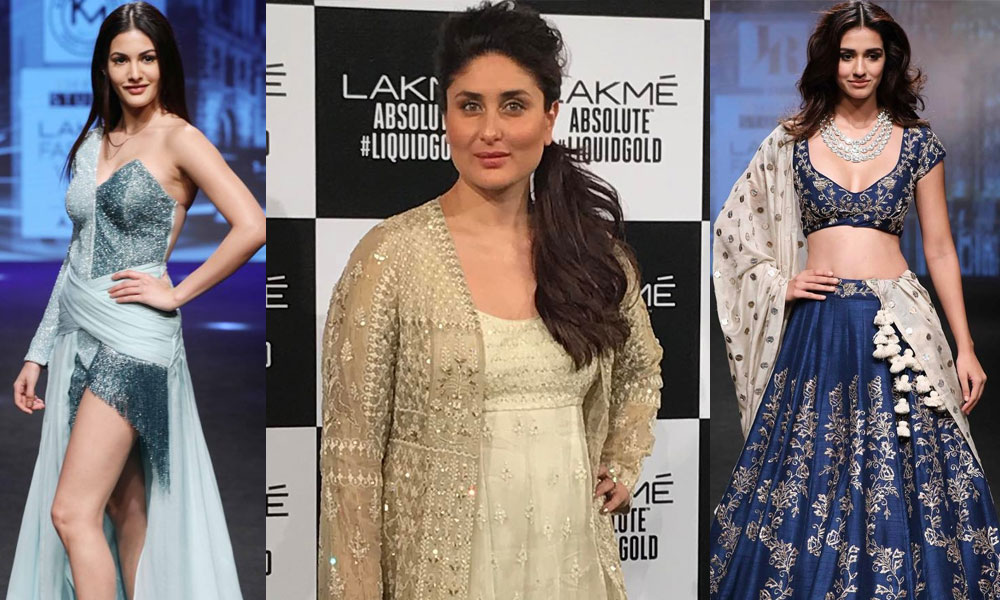 Lakme Fashion Week 2017 The Best Looks Of The Event Veryfilmi