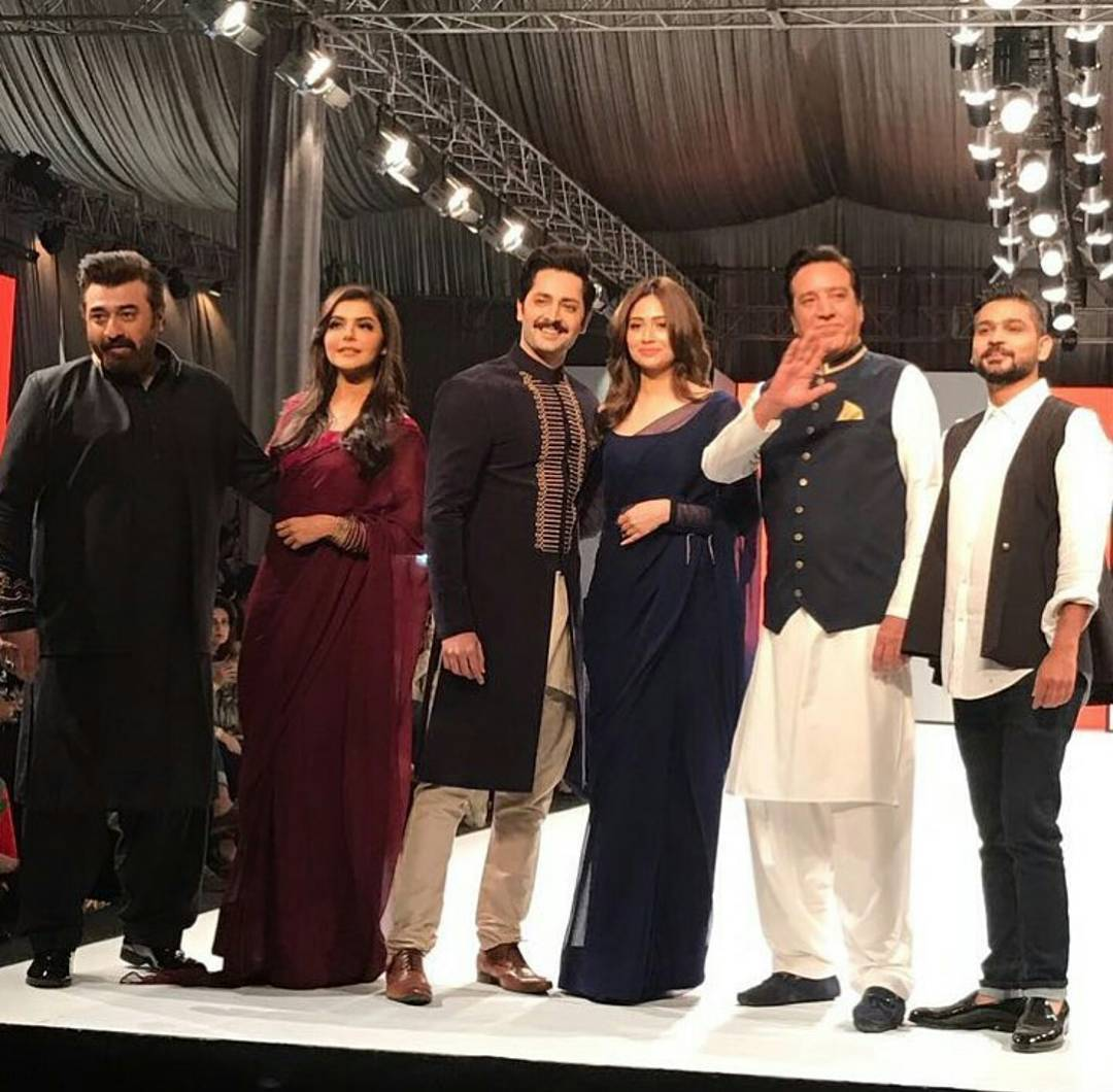 mehrunisa v lub u fashion pakistan week 2017