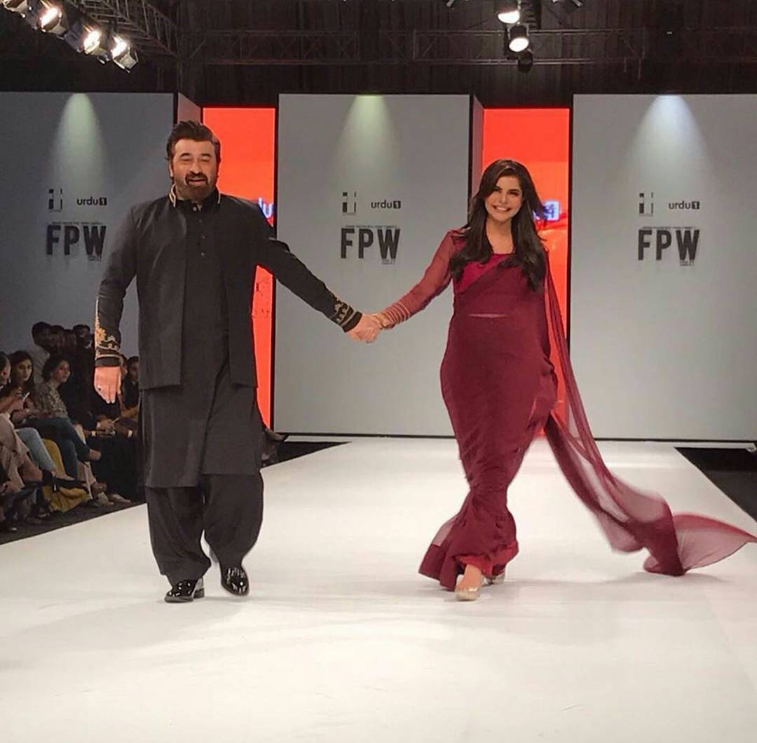 yasir nawaz nida yasir fashion pakistan week 2017