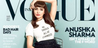 Anushka Sharma Vogue Cover
