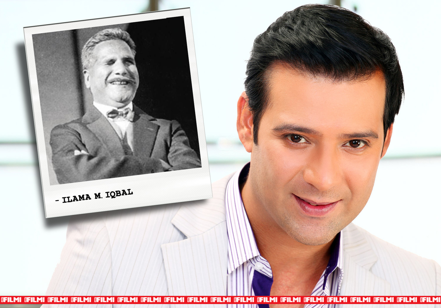 moammar rana as IQBAL