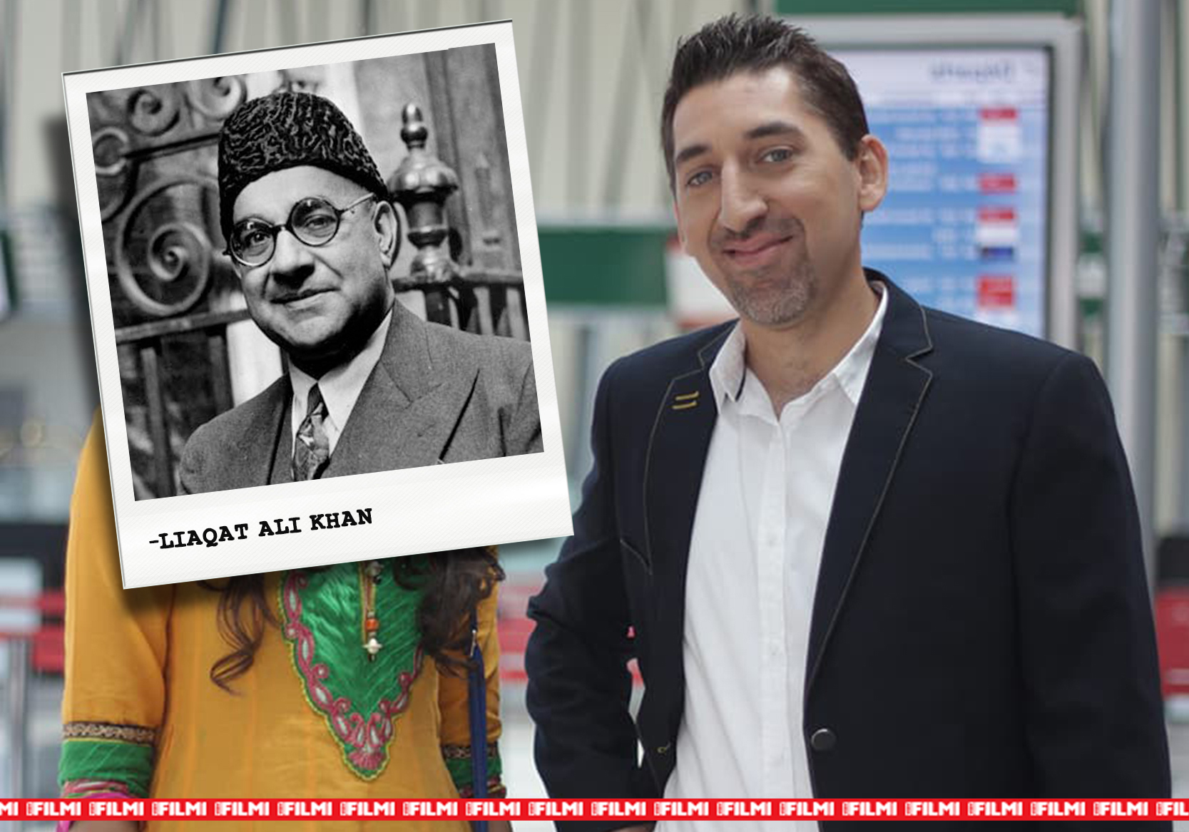 adeel hashmi as LIAQAT ali khan