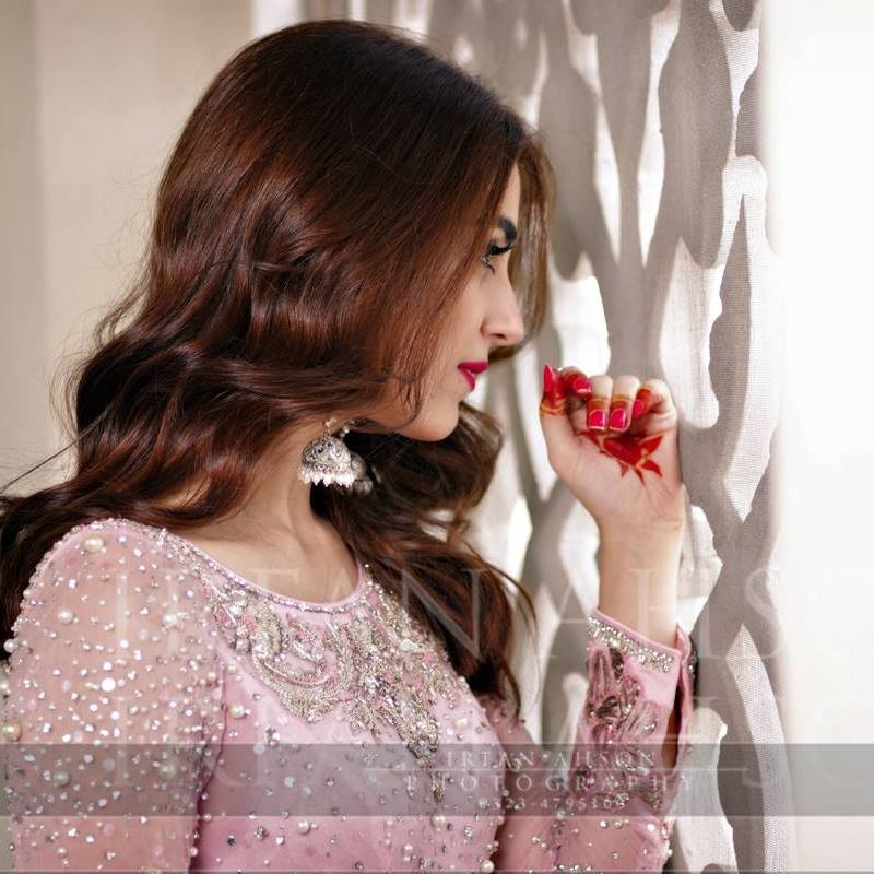 Maya Ali Stuns at Brother's Nikah (7)