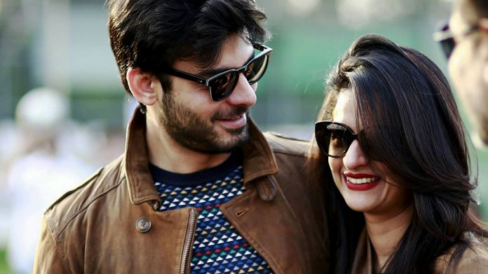 fawad-khan-sadaf-khan-couple-goals