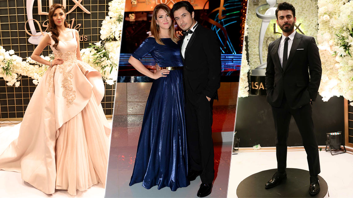Lux style awards 2018 dresses images