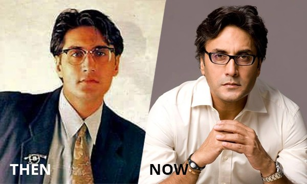 pakistani celebrities then and now adnan siddiqui
