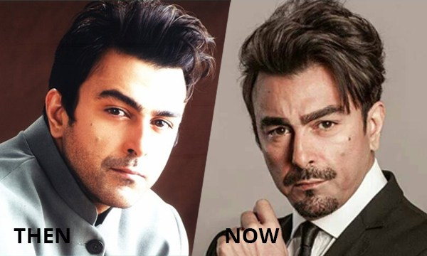 pakistani celebrities then and now shaan shahid