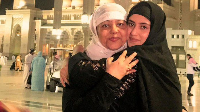 sajal-ali-mother-passed-away