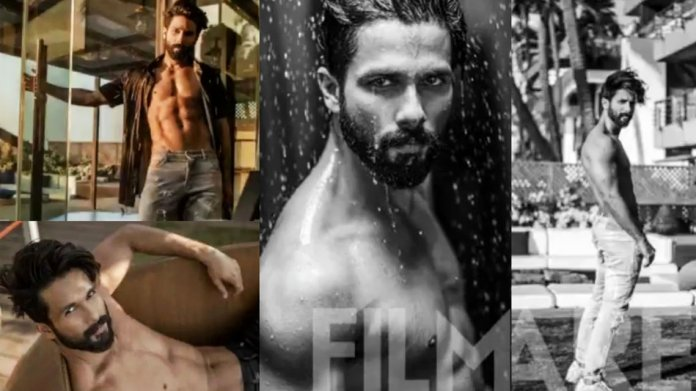 shahid-kapoor sexy-shirtless-filmfare-2017