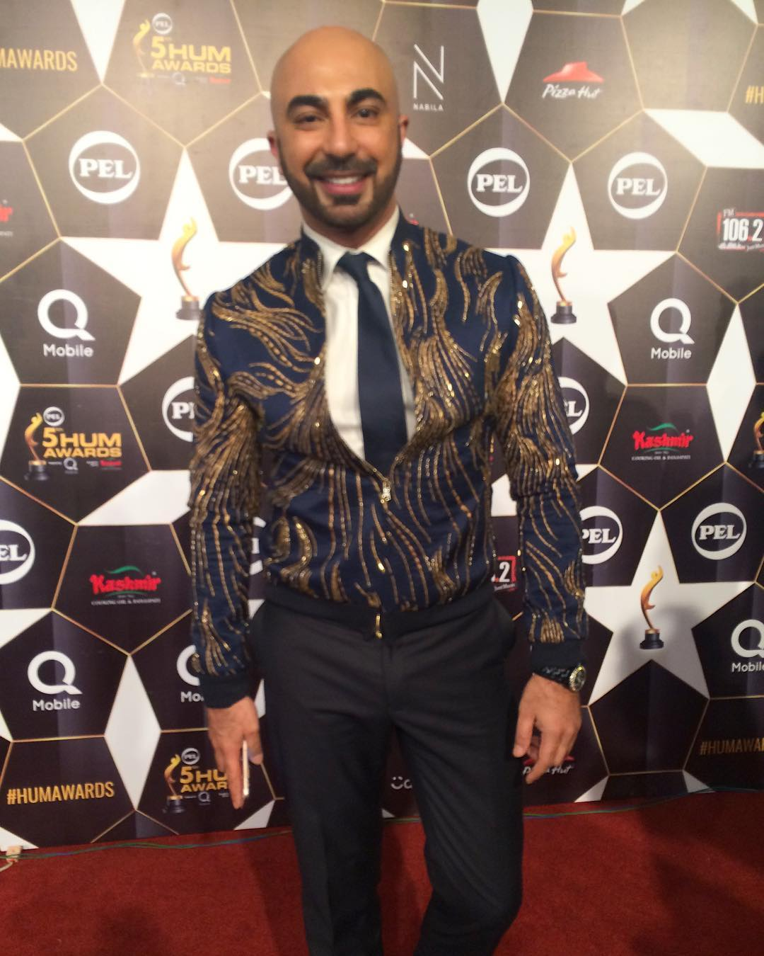 hsy hum awards 2017 red carpet pictures
