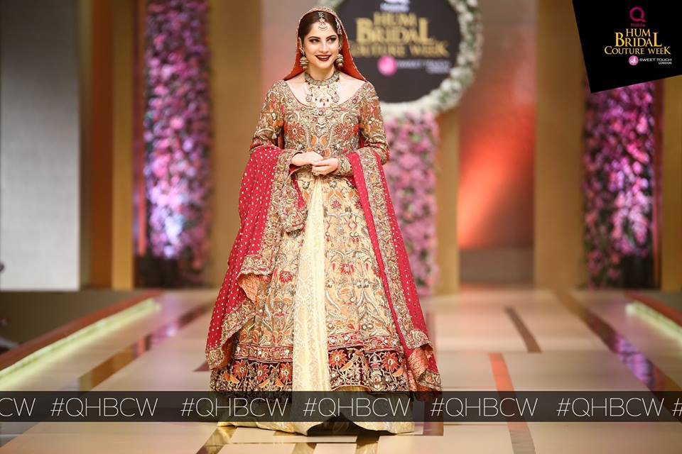 Stani Celebrities Walk The Ramp For Bridal Couture Week 2017 8