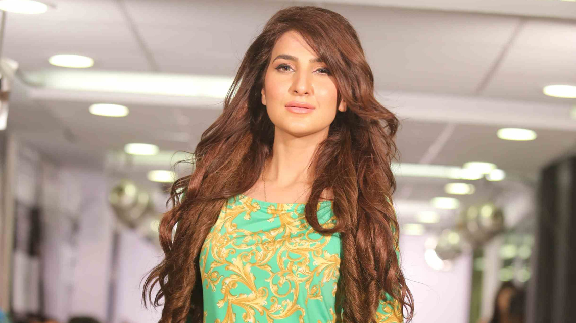 Pakistani Model Areeba Habib Is Flying High Not Only She Is Ruling The Ramp And Giving A Tough Time To Her Rival Models Habib Seems All Set To Venture