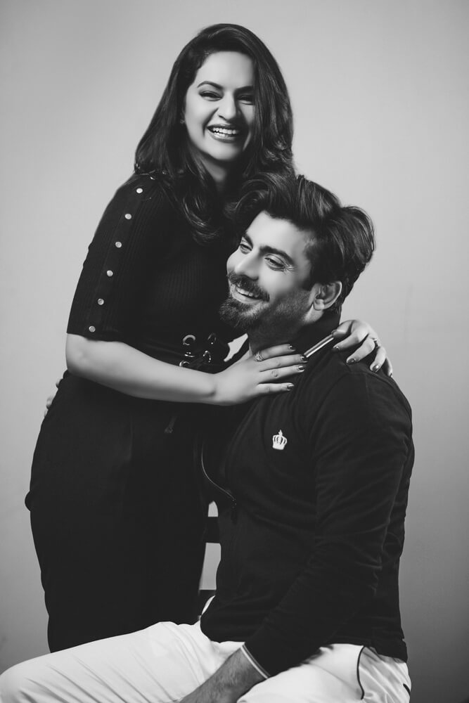 fawad khan sadaf khan photo shoot 1