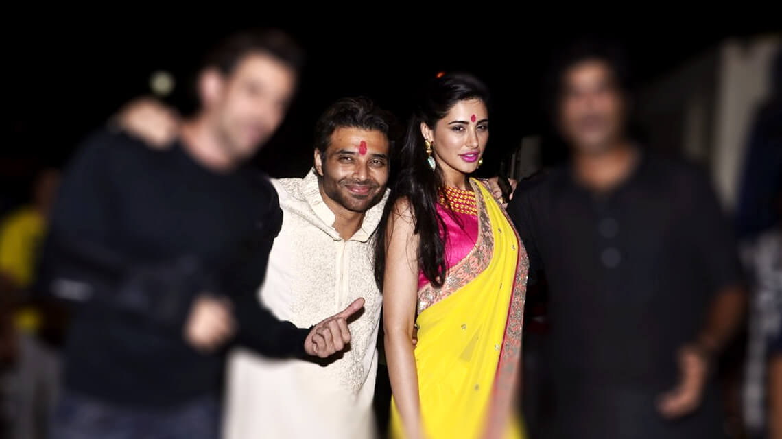 Uday chopra wedding
