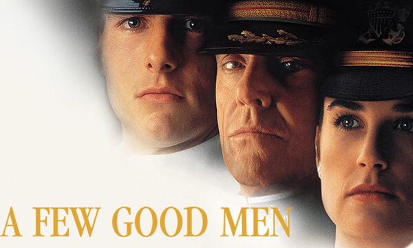 "utilitarianism on a few good men Posts about ""a few good men"" written by jack marshall."