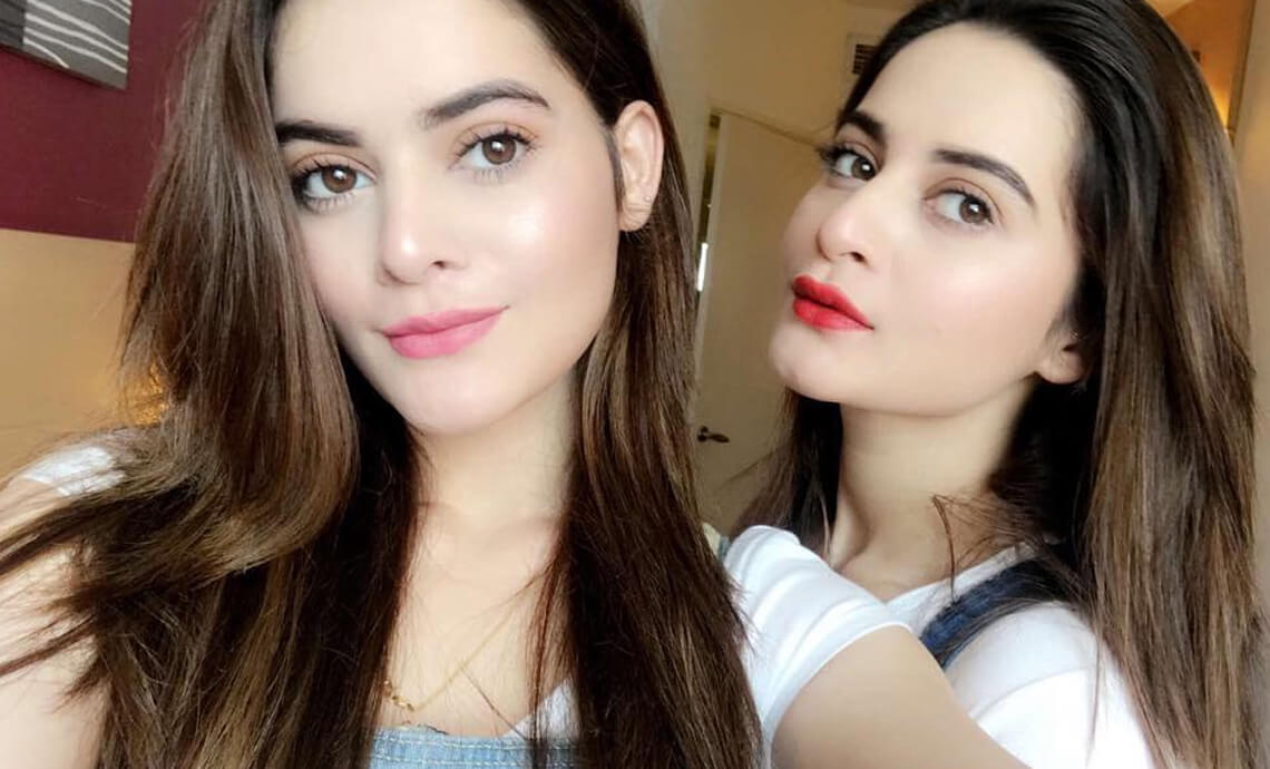 Aiman Khan & Minal Khan's Thailand Vacation Pictures