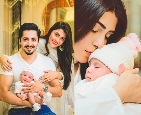 Ayeza Khan New Born Baby Pic