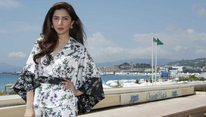 Mahira Khan's Cannes 2018 Debut is Comfort Yet Chic!