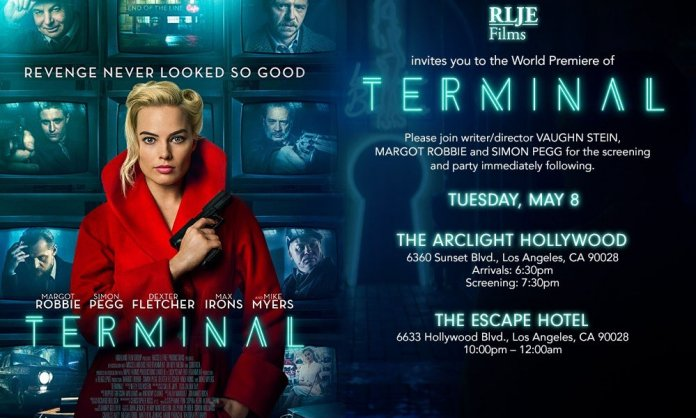 Habib Paracha Is All Set For The Release For Yet Another Hollywood Film 'Terminal'