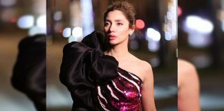 Cannes 2018: Mahira Khan's Glam Look At An After-party Is LIT