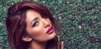 Mathira's New Look