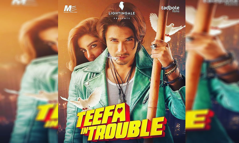 """Teefa in Trouble"" Made Record of Earnings in the Second Day of Release."