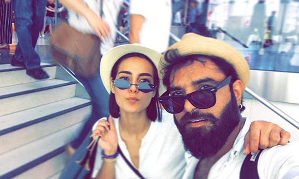 Image result for Iqra Aziz  Yasir Hussain