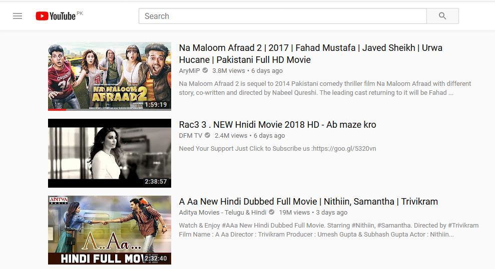 Na maloom afraad 2 full movie trending on no1 on youtube the sequel to the superhit 2014 comedy thriller na maloom afraad was released on eid ul azha last year and became the second highest grossing movie of 2017 ccuart Image collections