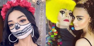 Pakistani Celebrities Halloween Looks