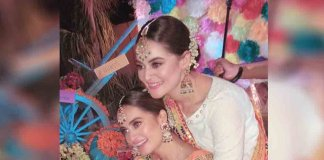 Aiman Khan's Wedding